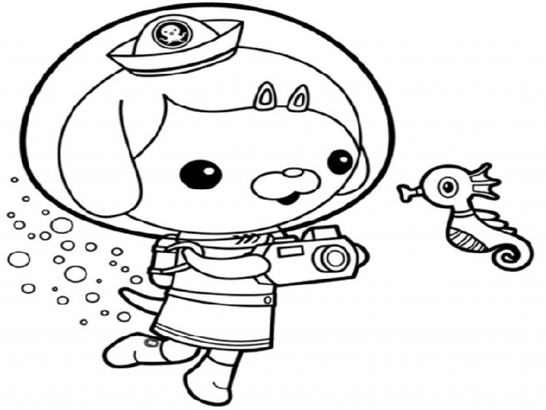 octonauts coloring pages 5