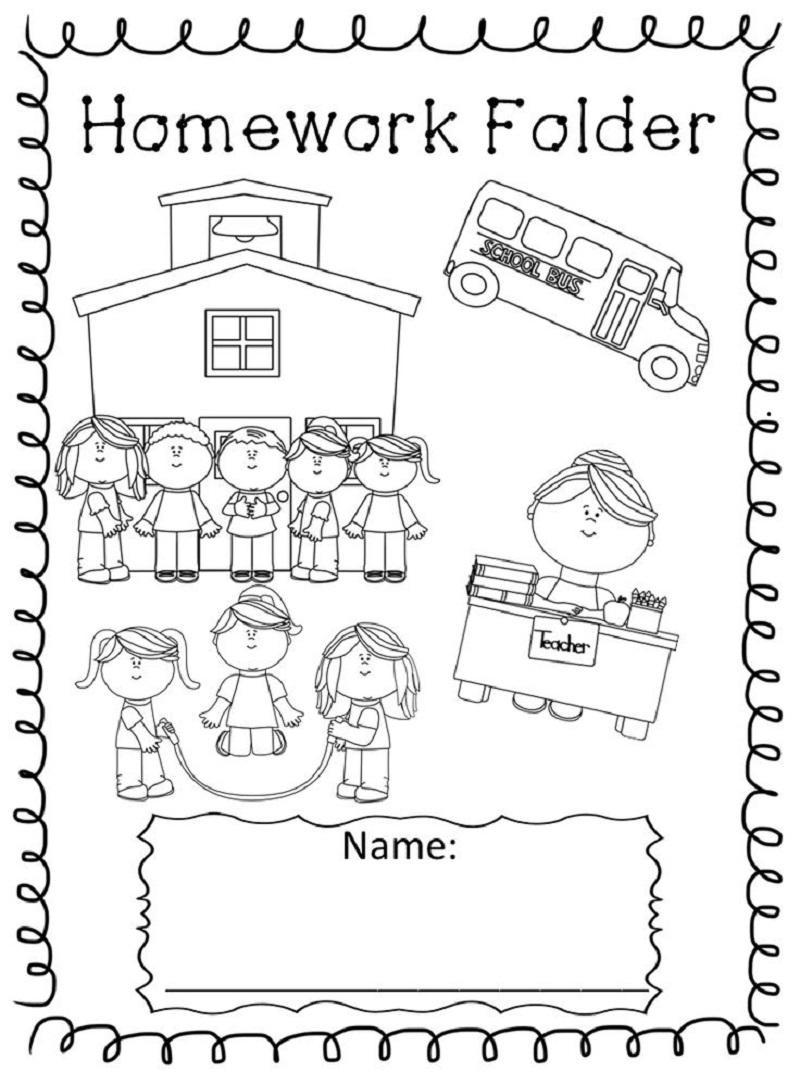 print homework sheets 5