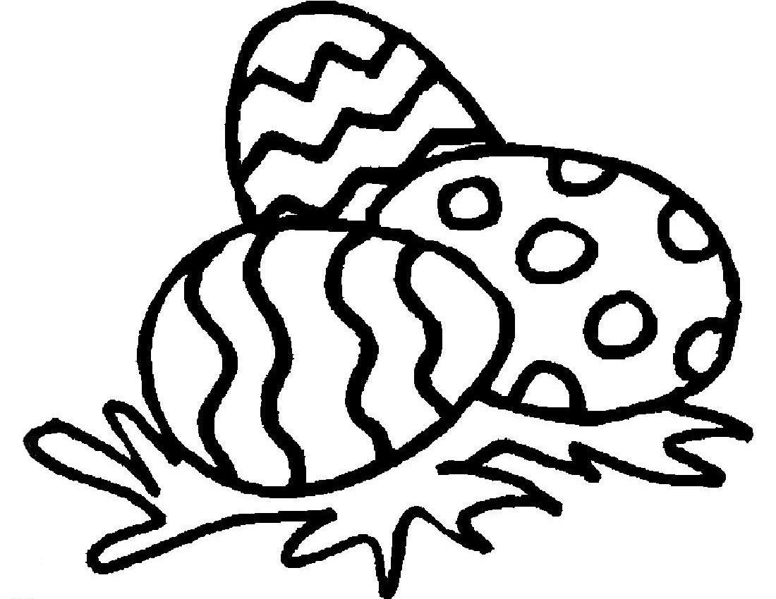 simple coloring pages 2