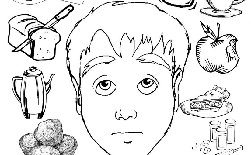 Word of Wisdom Coloring Page for Educators
