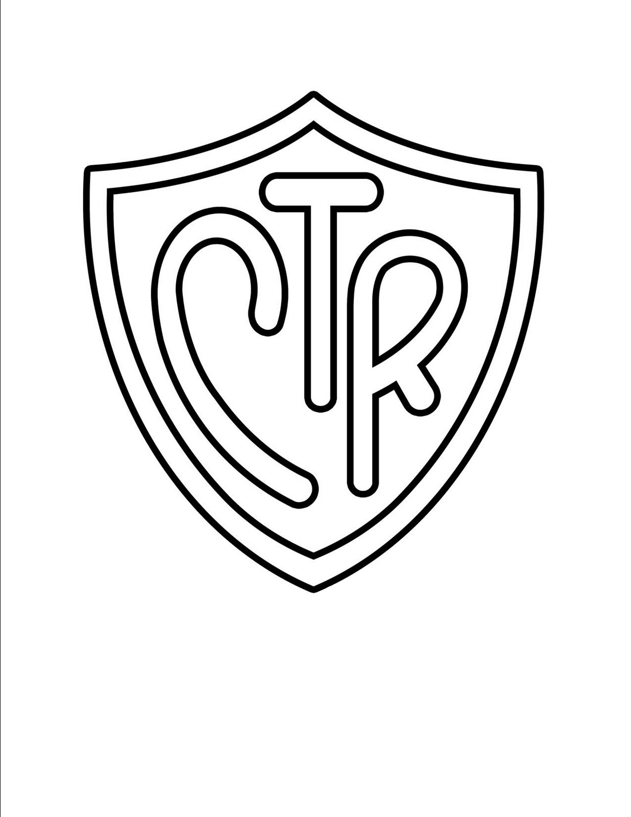 ctr coloring page 4