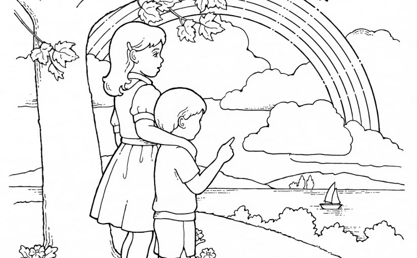 lds Coloring Pages Downloadable