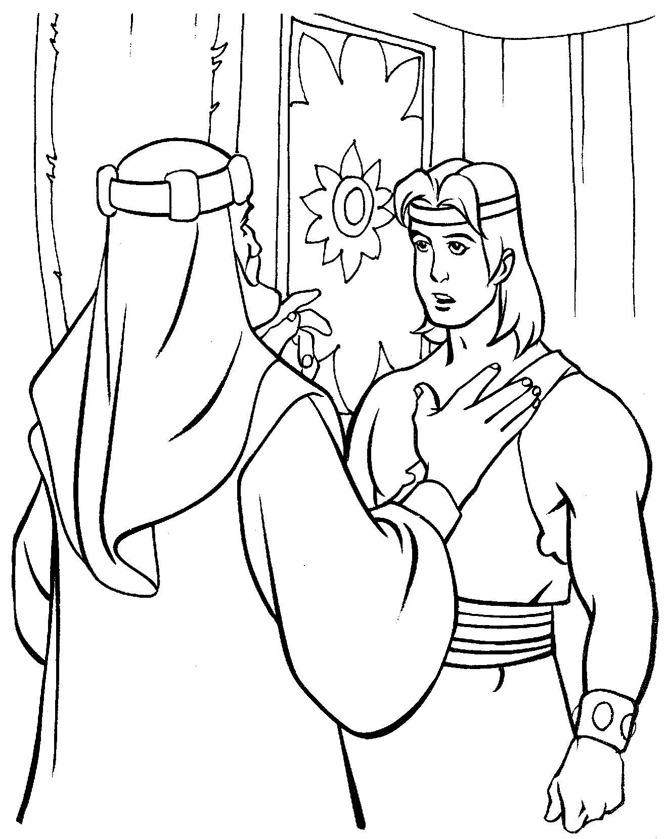 lds coloring pages 3