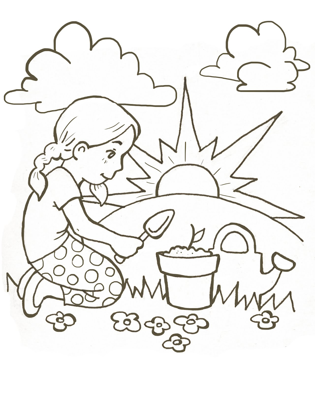 lds coloring pages 5