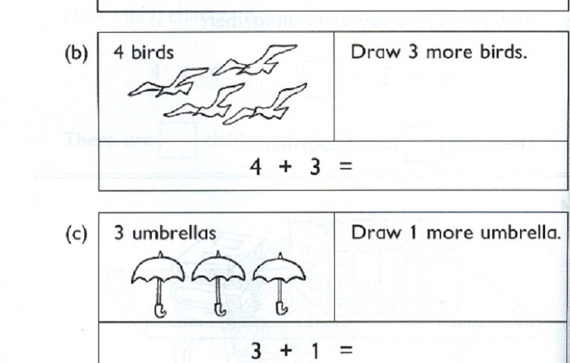 Primary Maths Worksheets Printable Freely