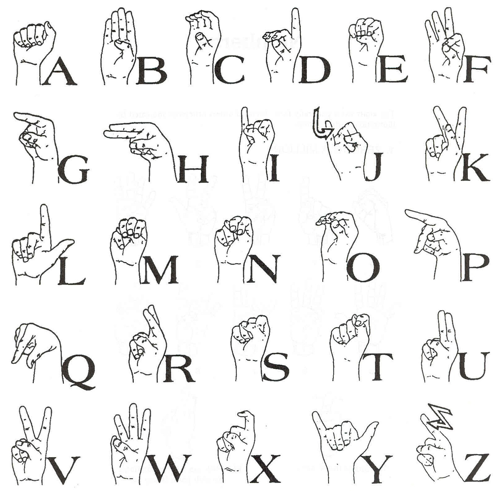 sign Language images 3