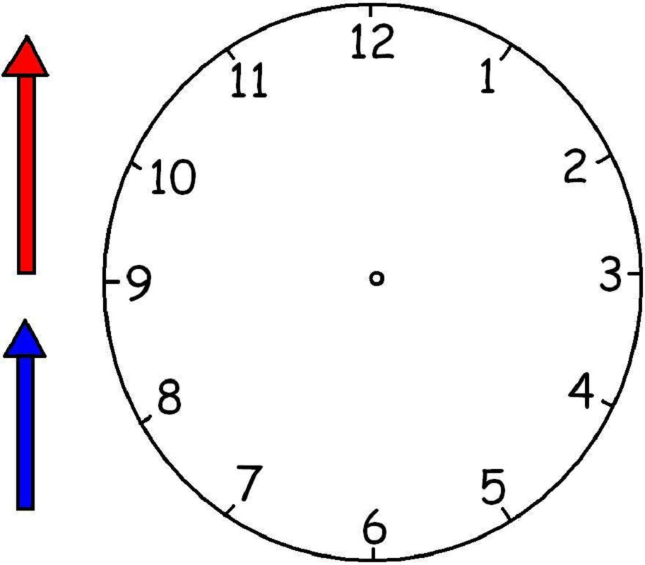 Printable Clock 4