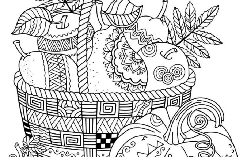 Coloring Games for Adults Usage