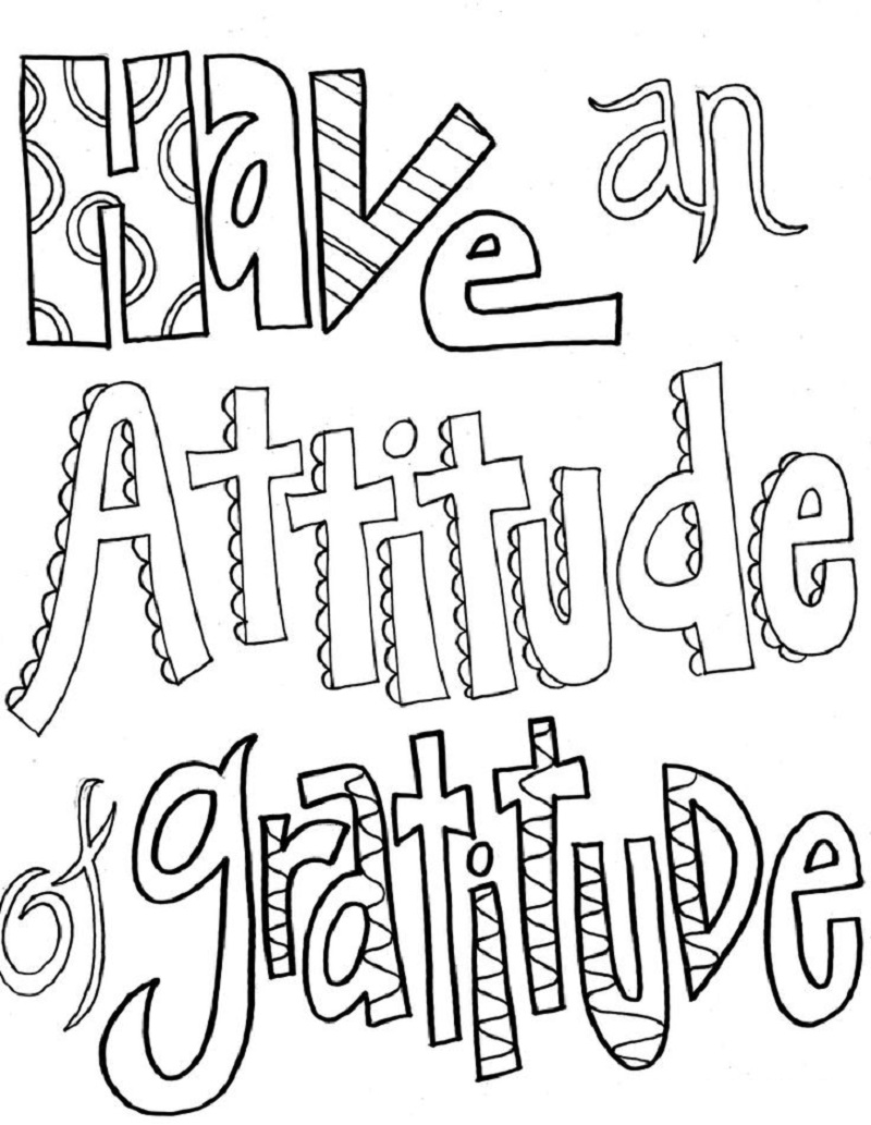 sayings coloring pages 2