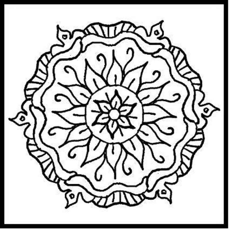 design coloring pages 1
