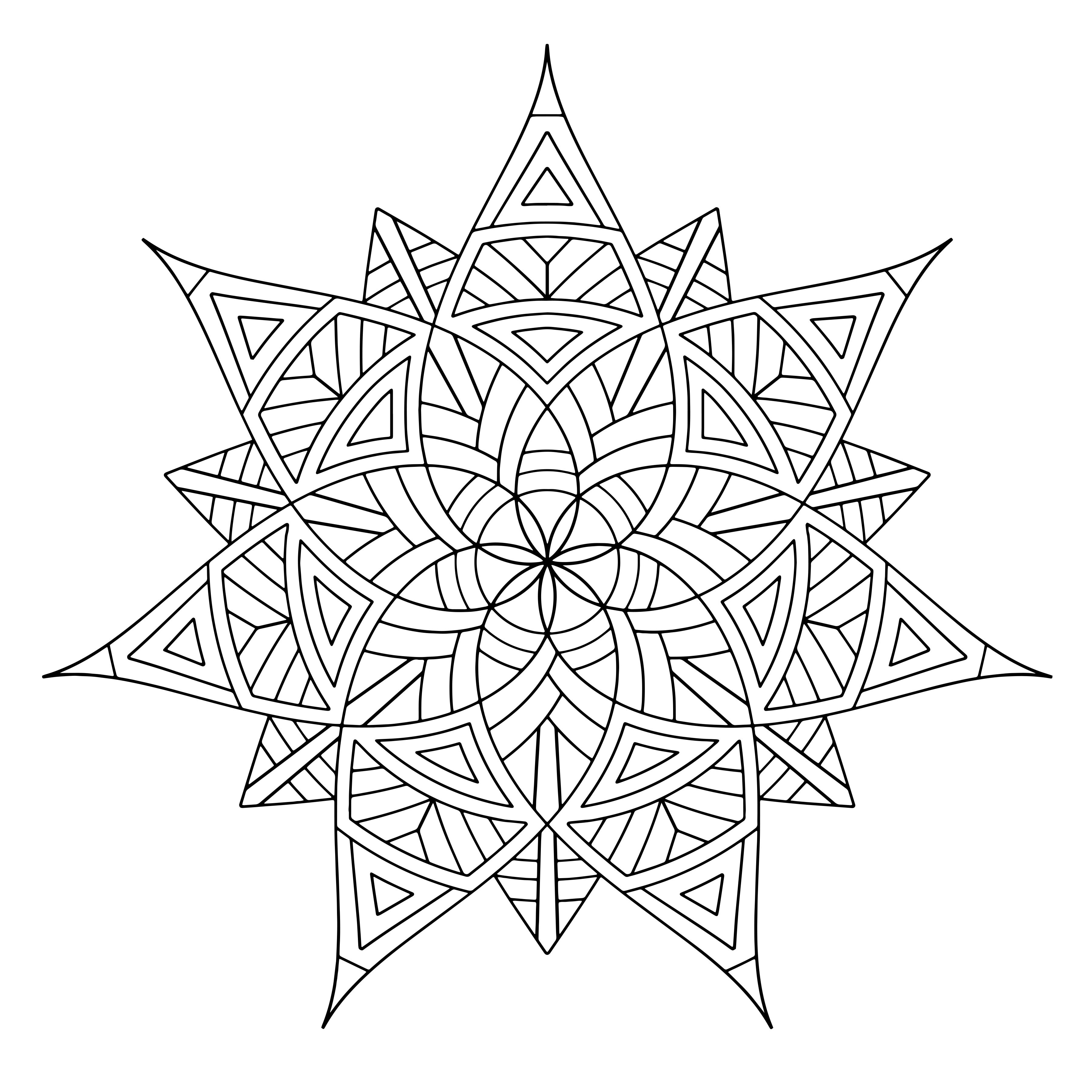 design coloring pages 2