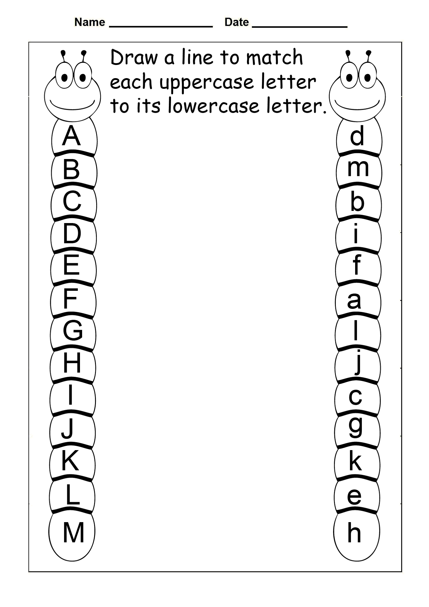 free printable preschool worksheets 2