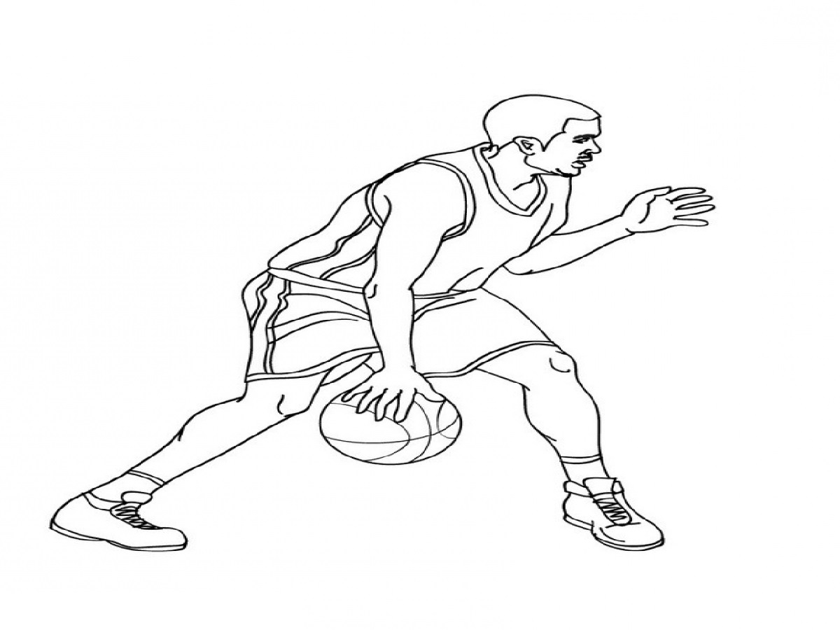 lebron james coloring pages 5