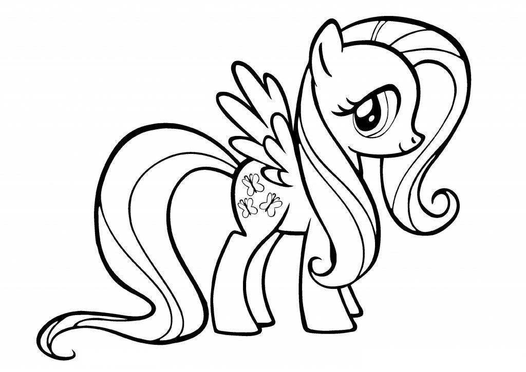 my little pony coloring pages pdf 4