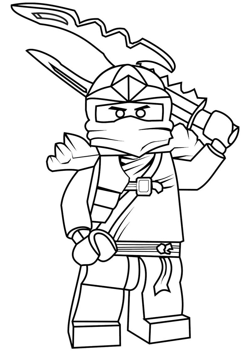 ninjago jay coloring pages 3