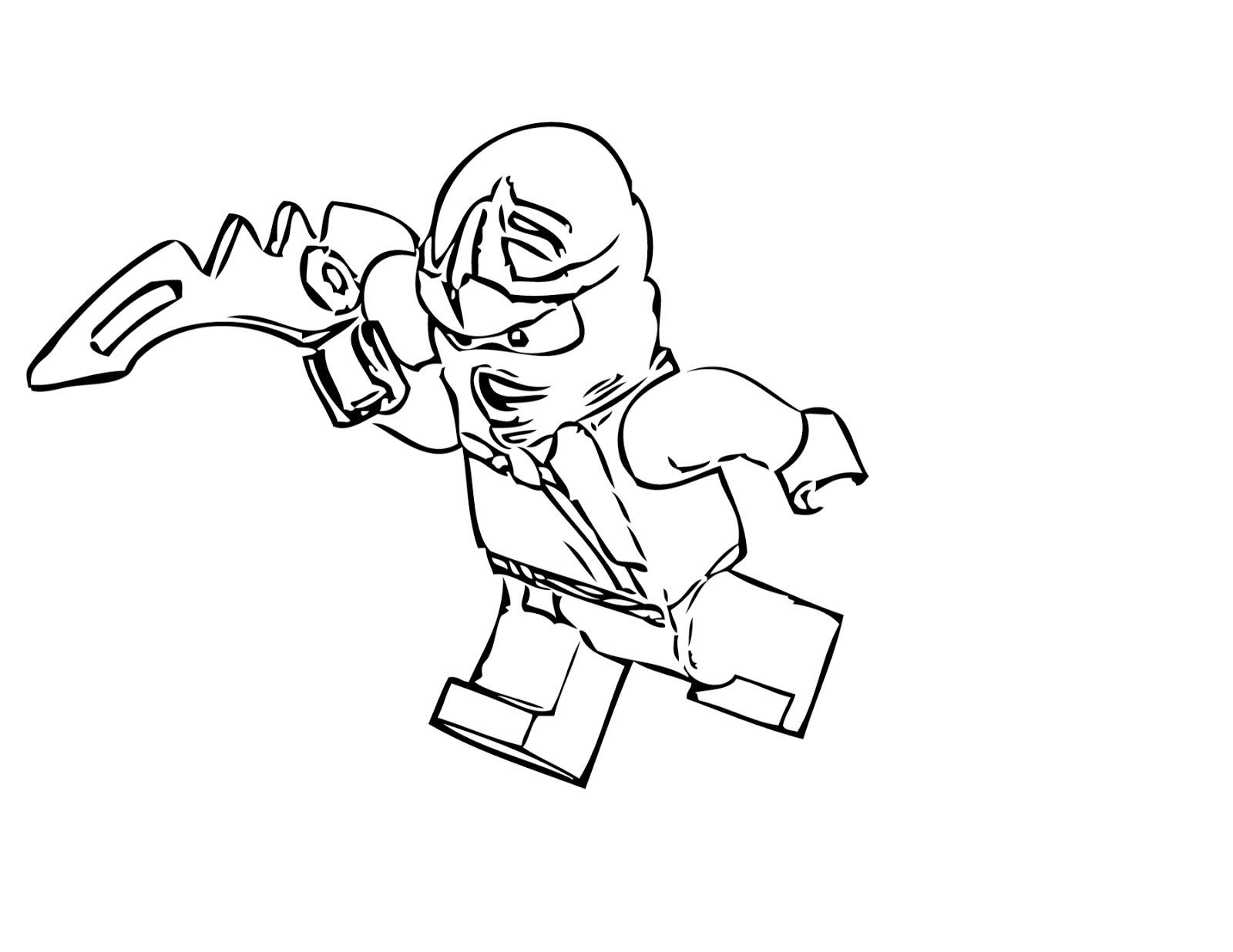 ninjago jay coloring pages 5