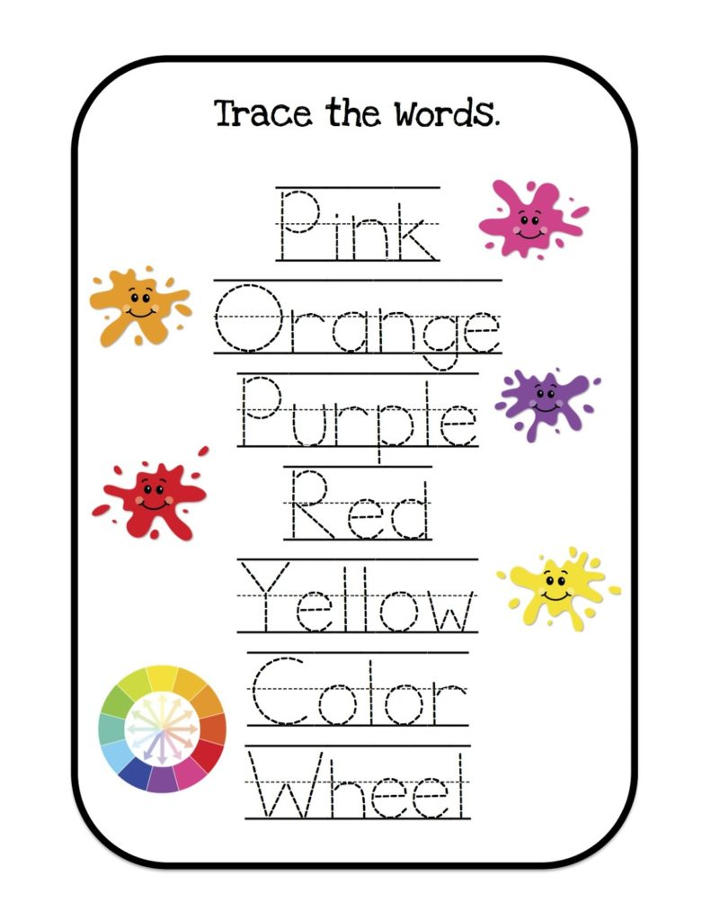printable learning activities 4