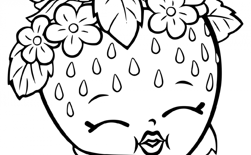 shopkins coloring pictures 1