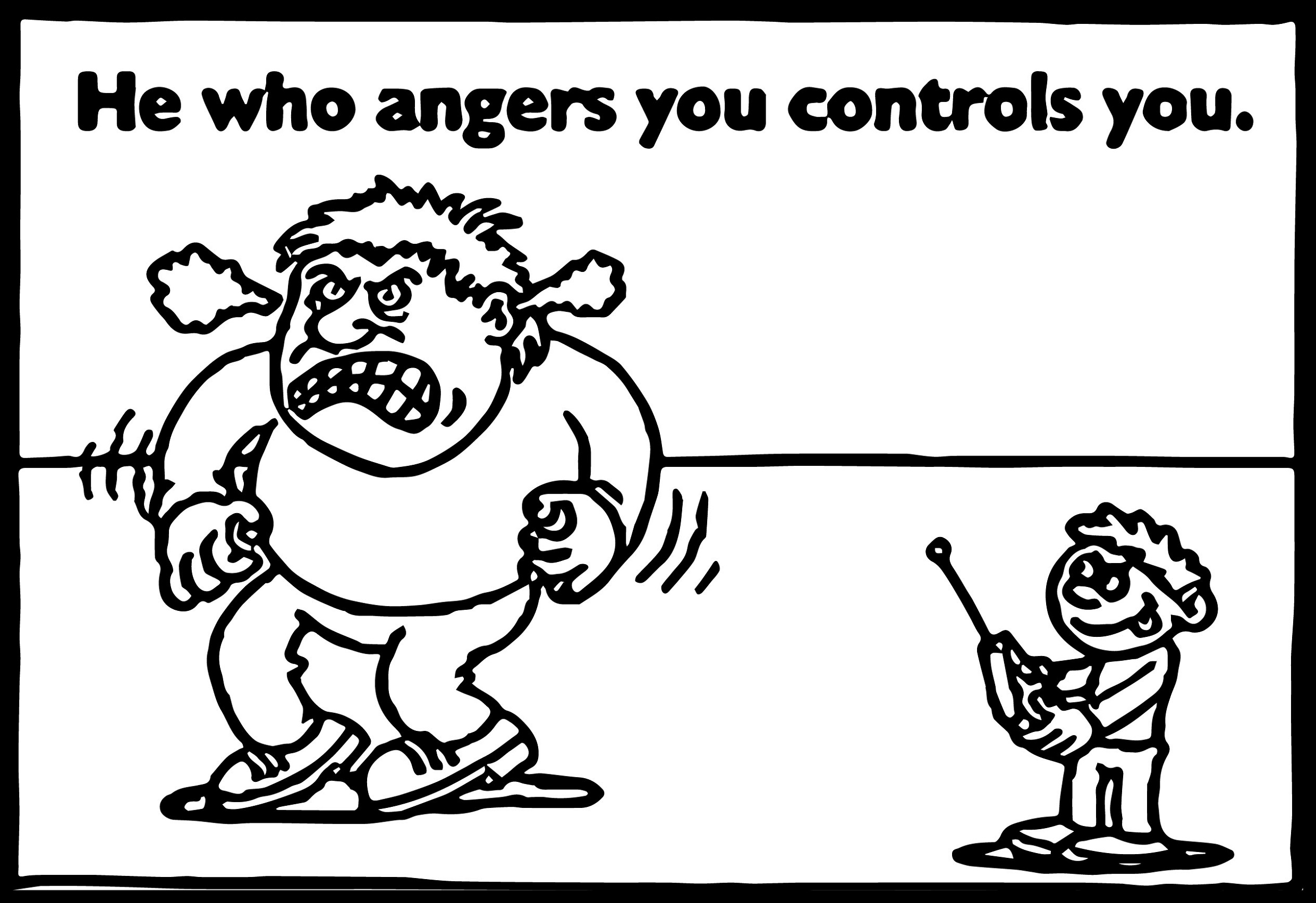 anger management coloring pages 1