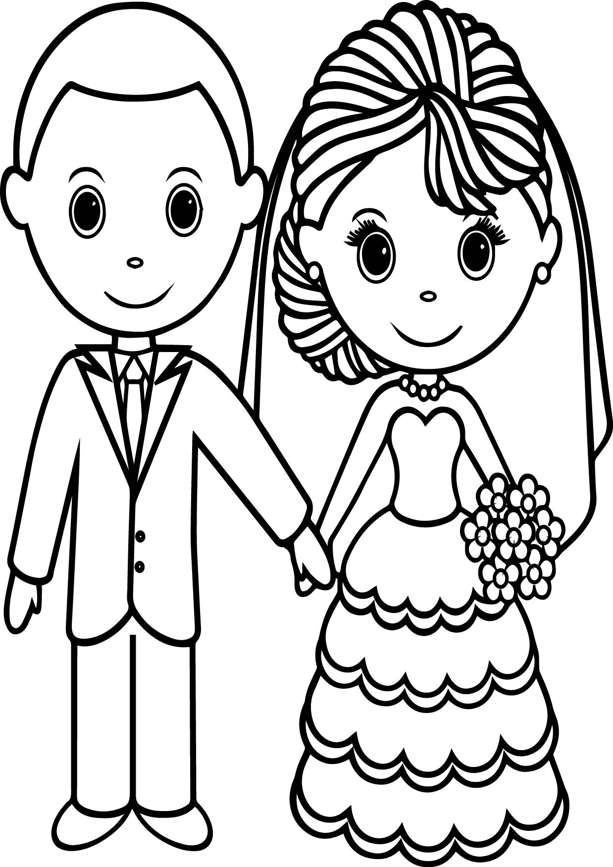 bride-and-groom-coloring-pages-3