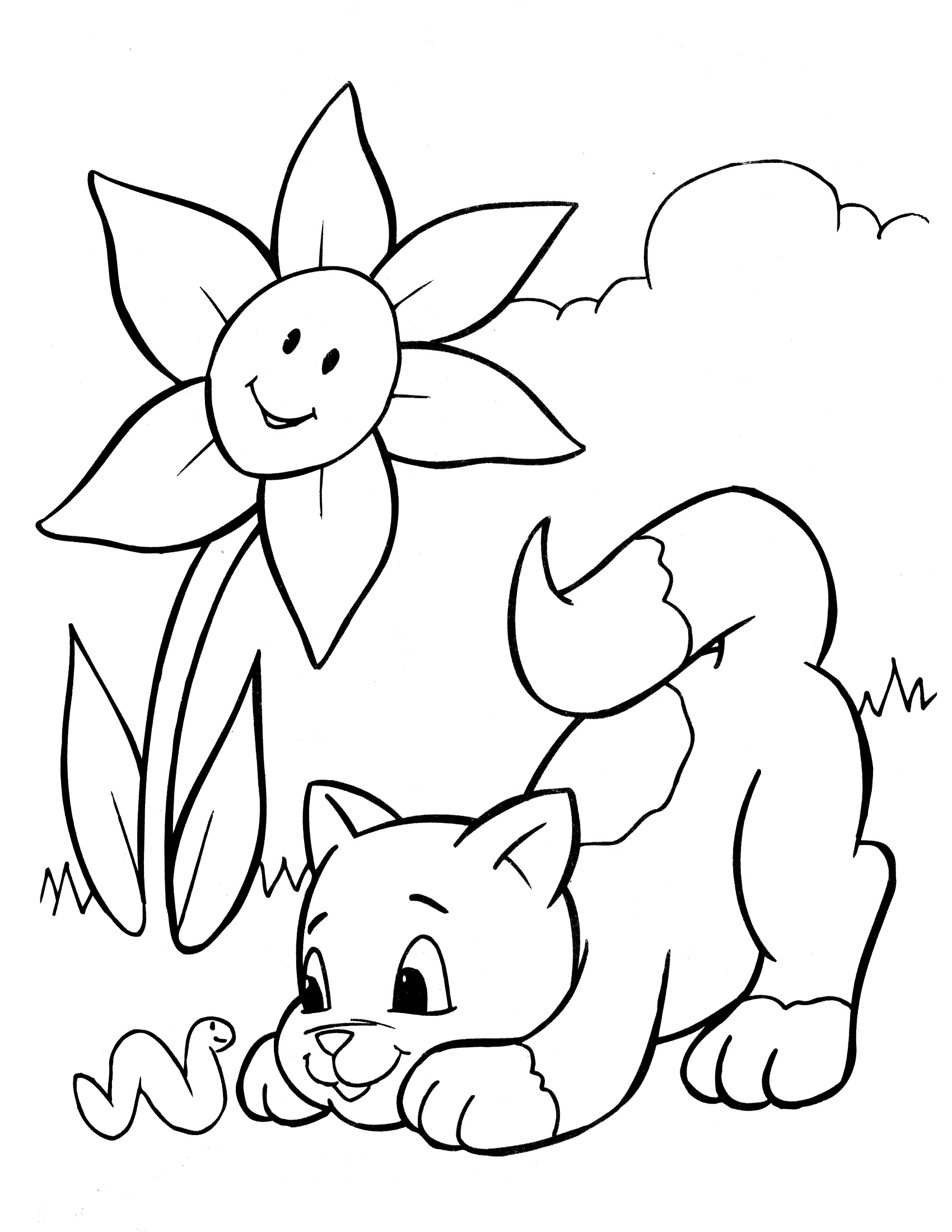 crayola free coloring pages 3