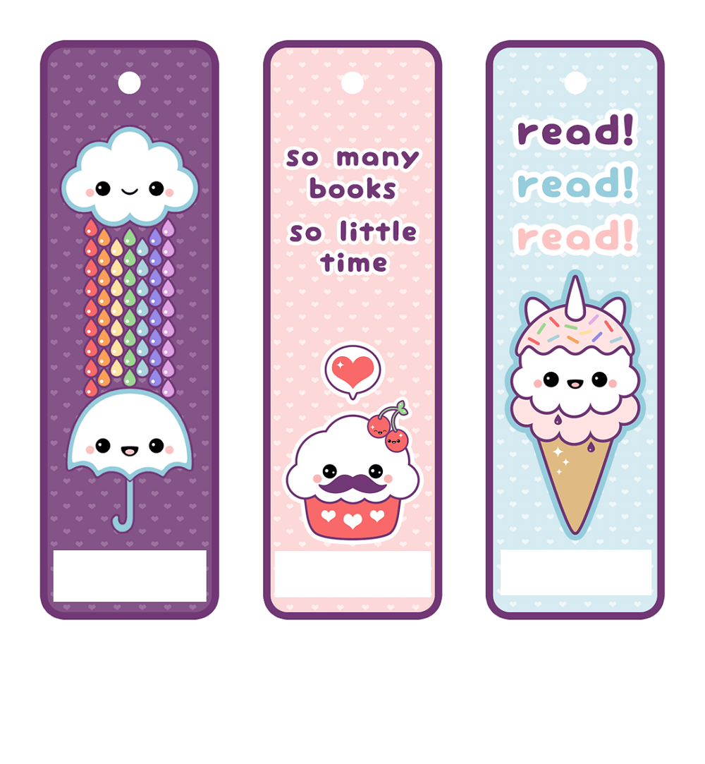cute bookmarks 1