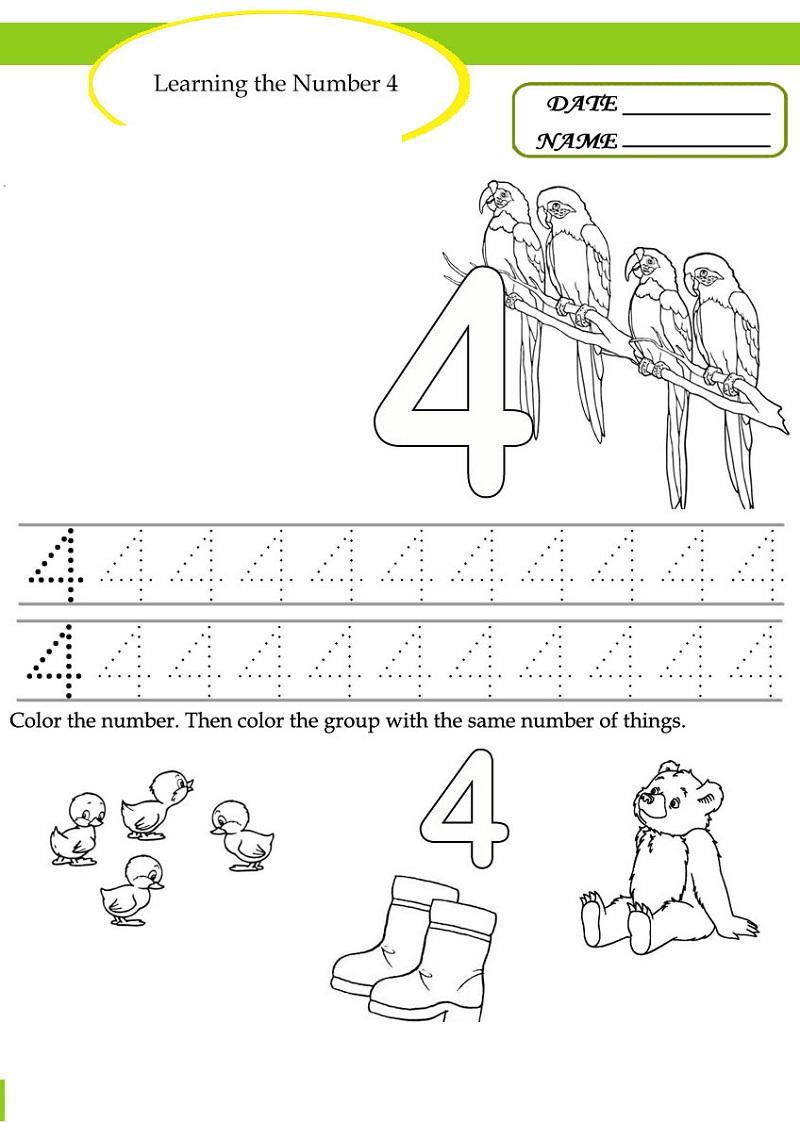free printable educational worksheets 3