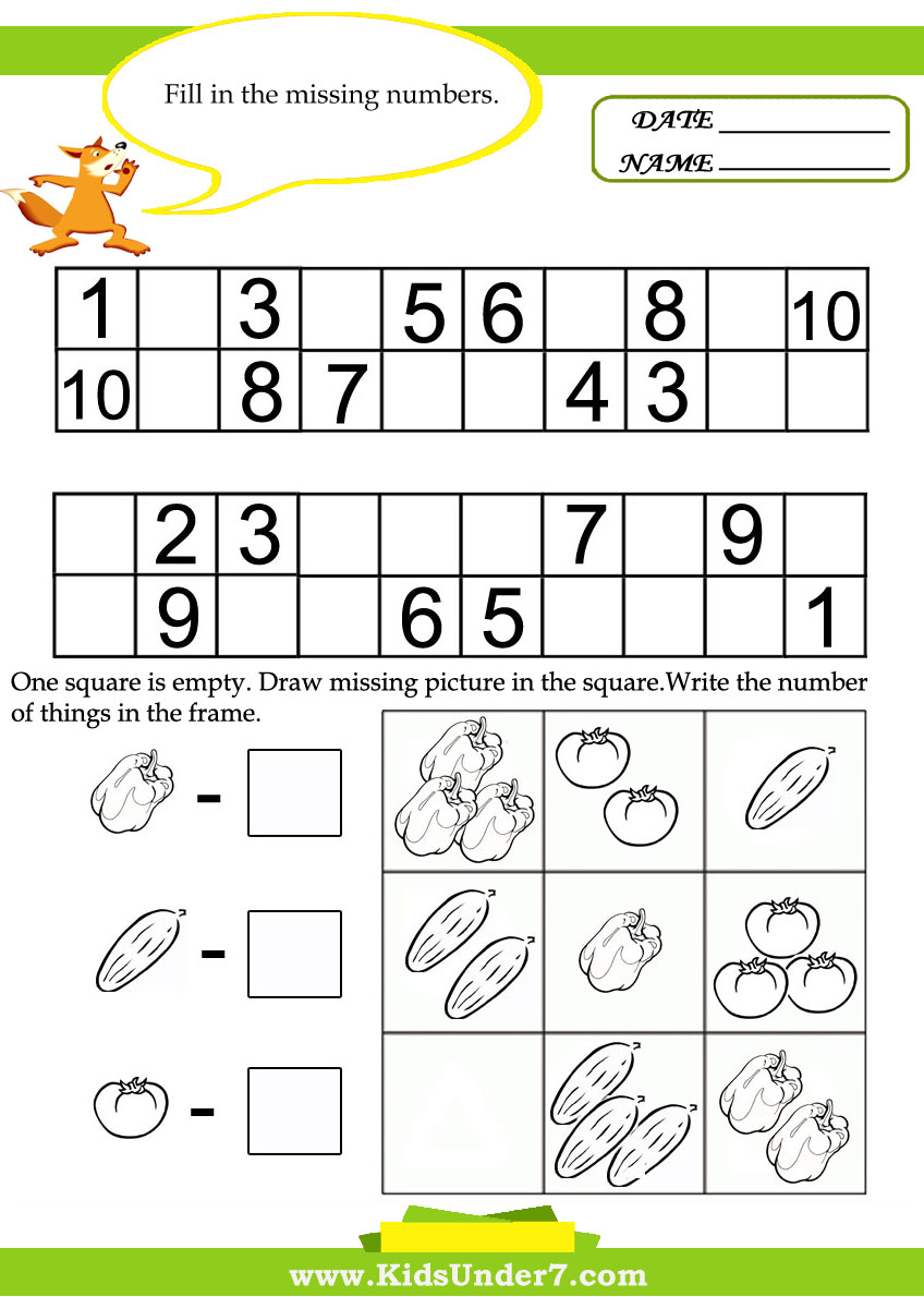free printable elementary worksheets 1