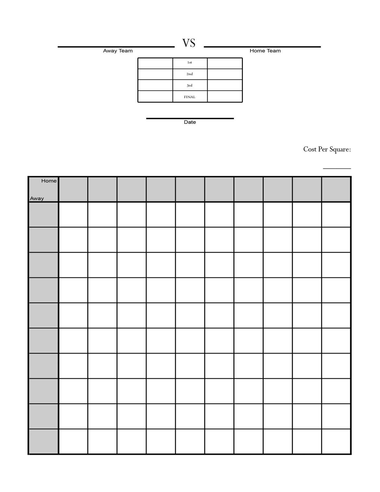 printable football squares 4