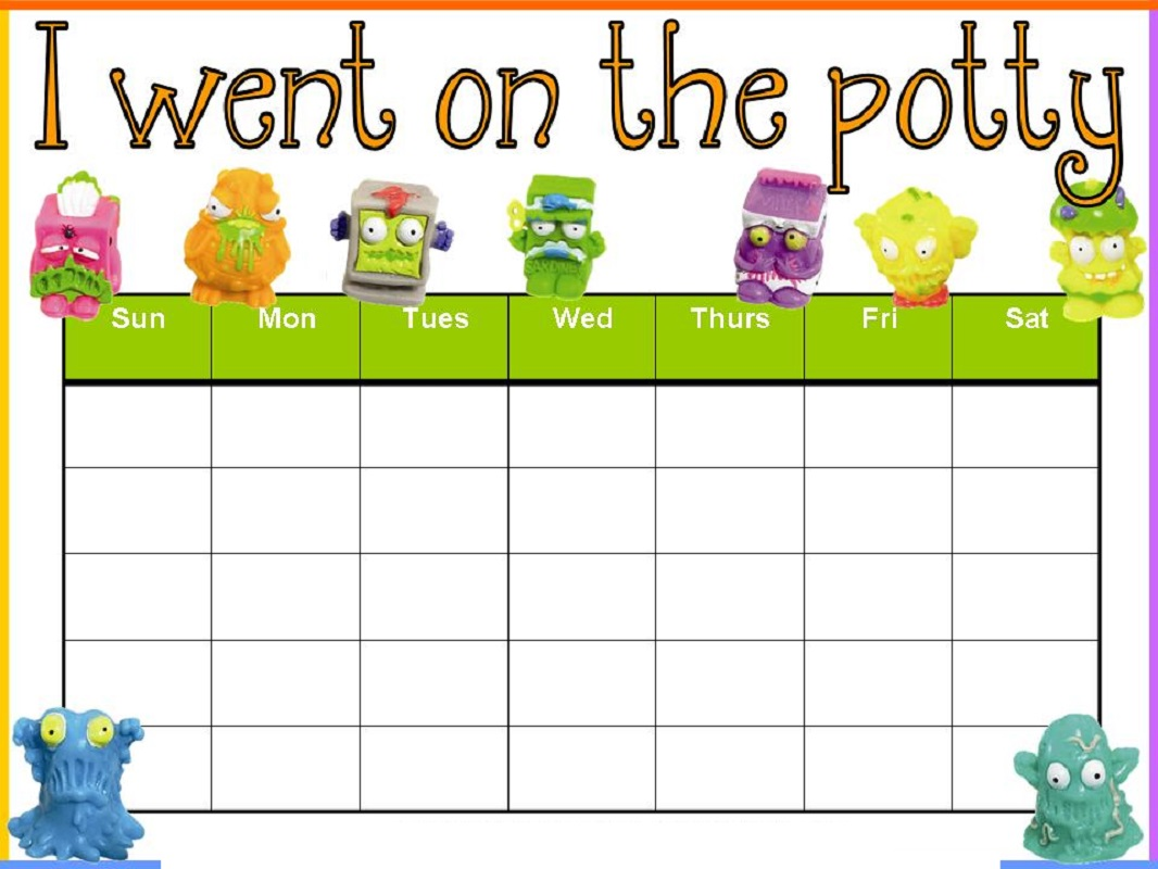 printable potty chart 4