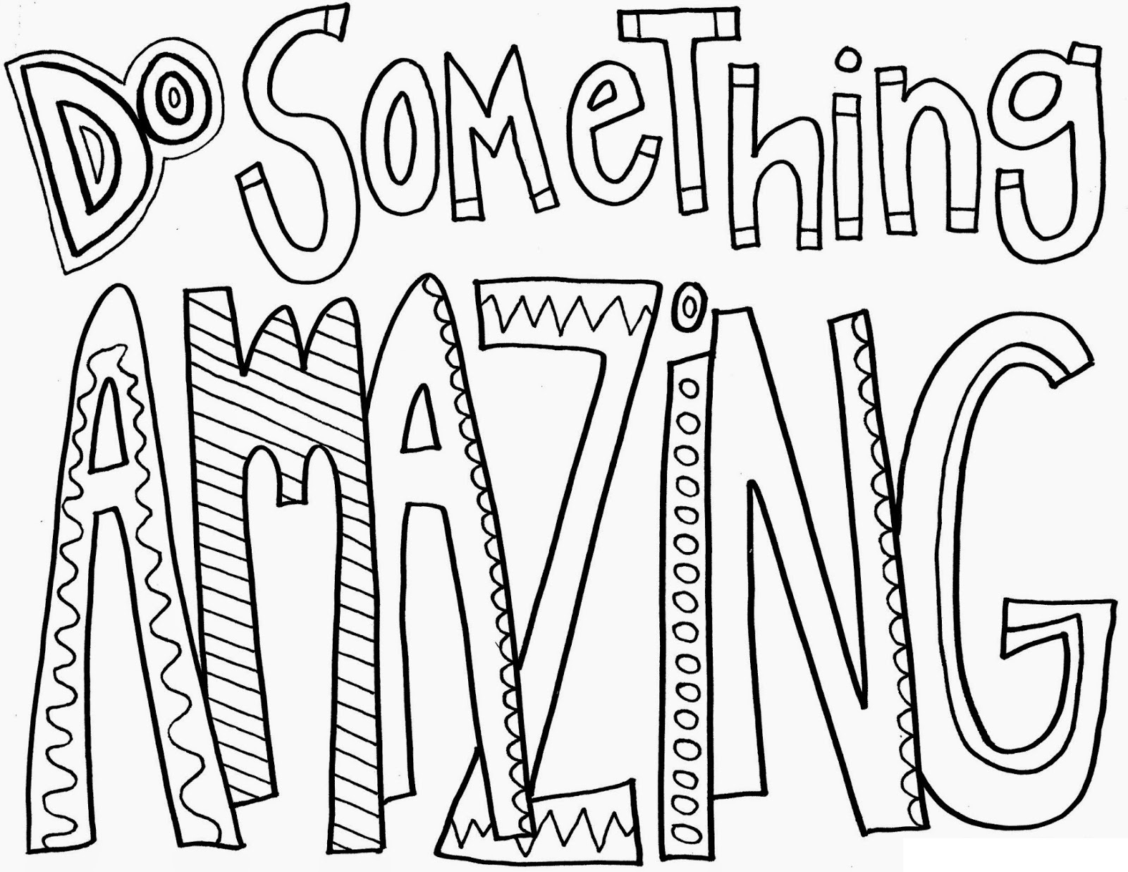 quote coloring pages 5