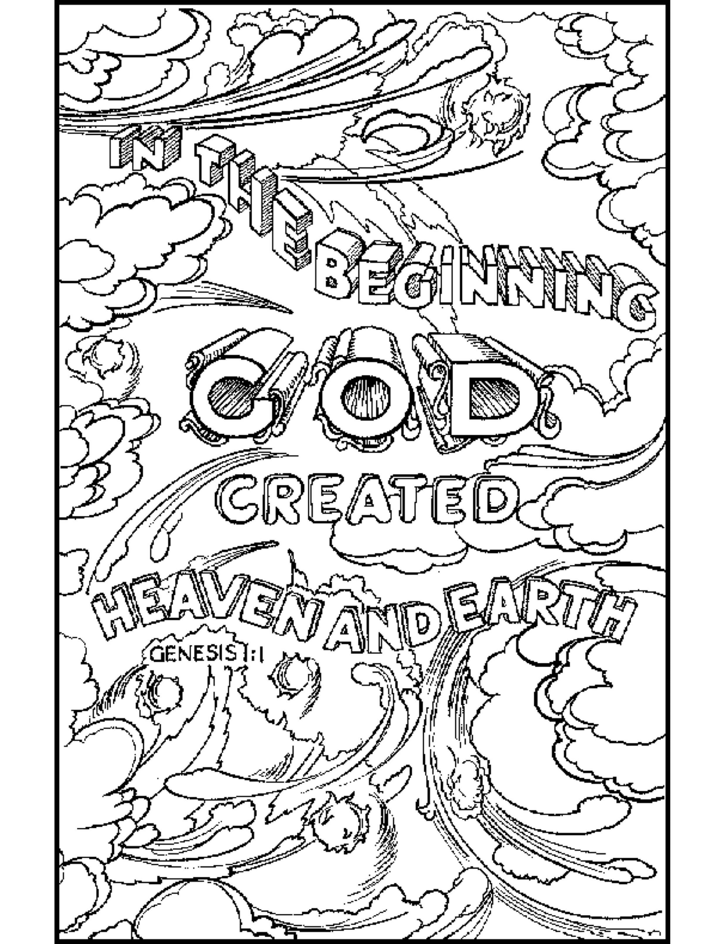 scripture coloring pages 1