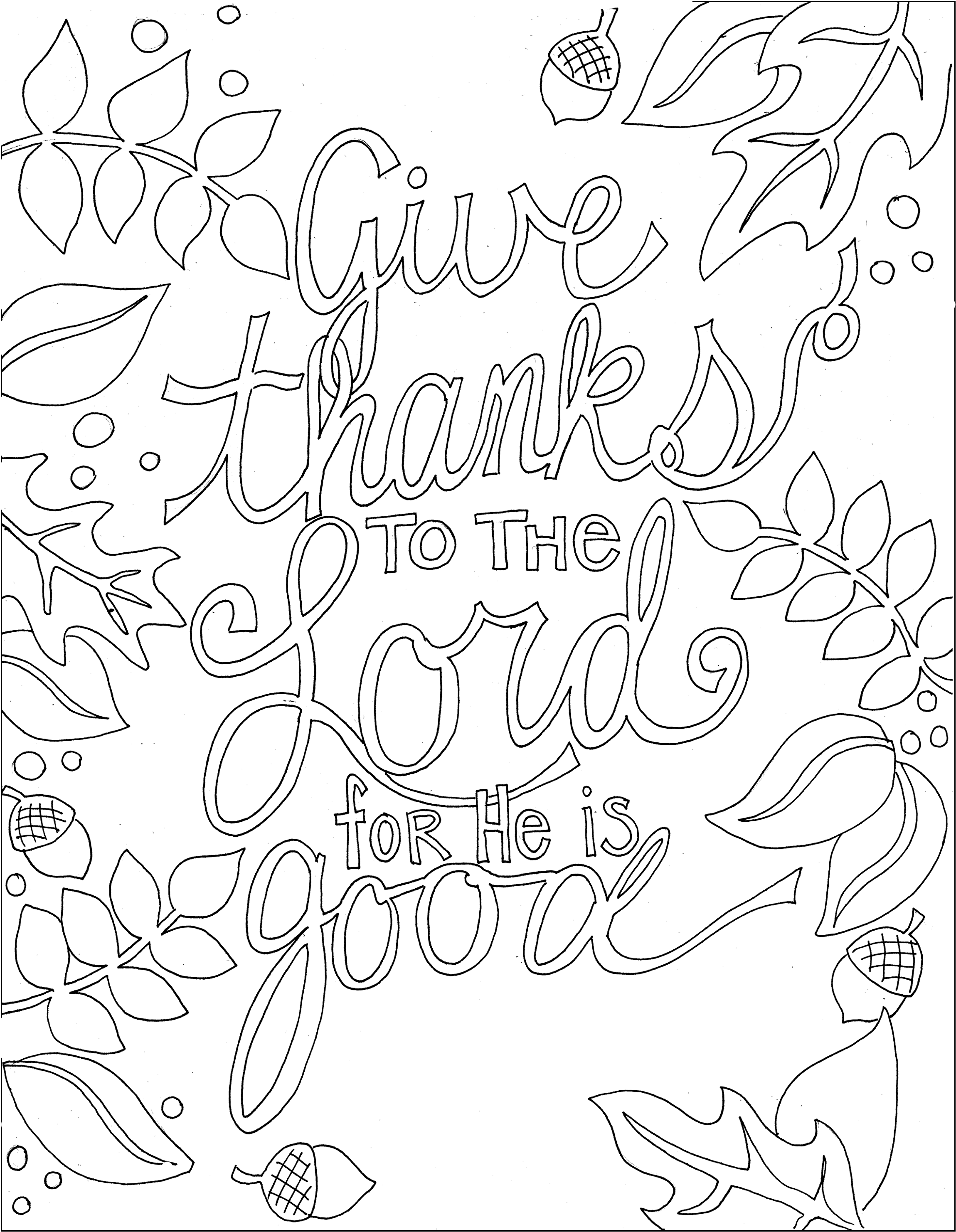 scripture coloring pages 2