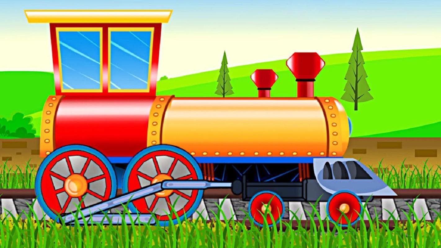 train kids 1