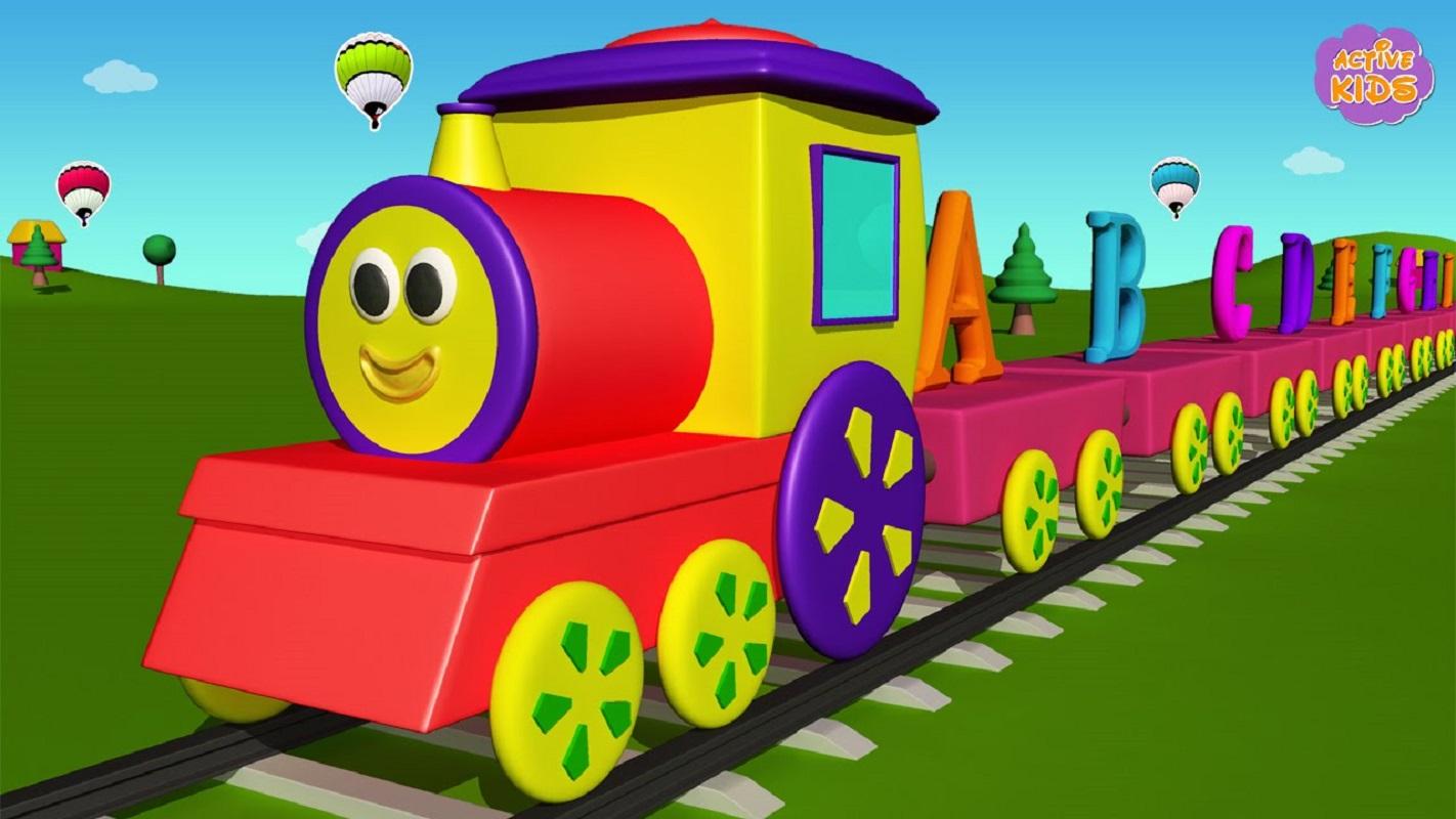 train kids 4