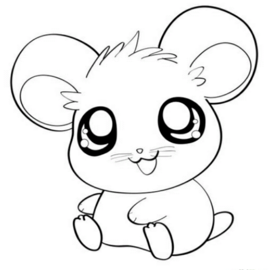 cute coloring pages 5