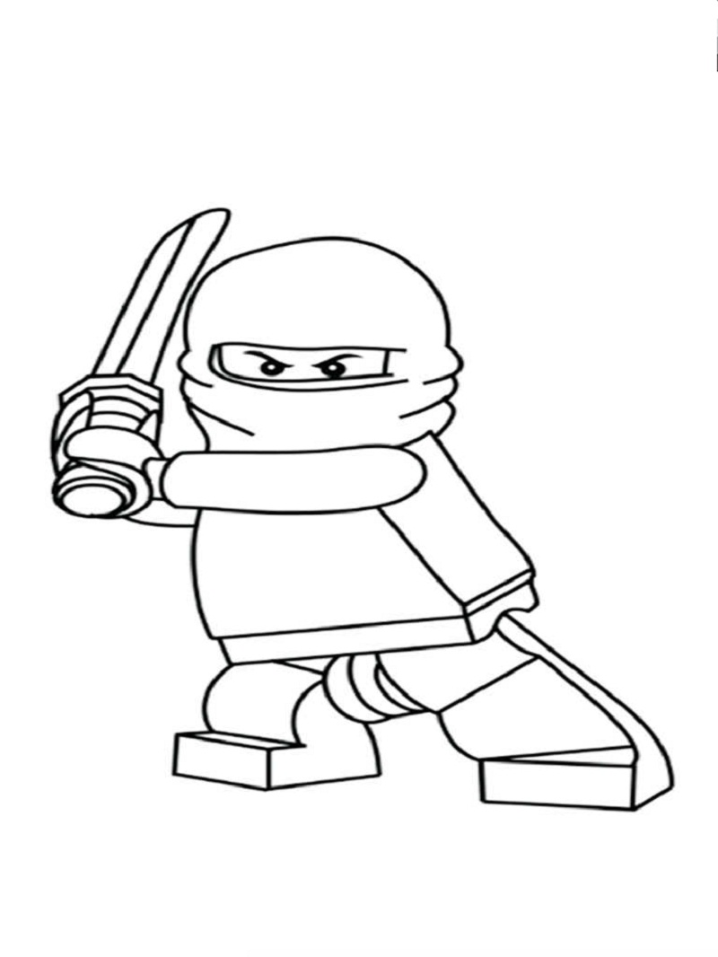 ninjago coloring games 2