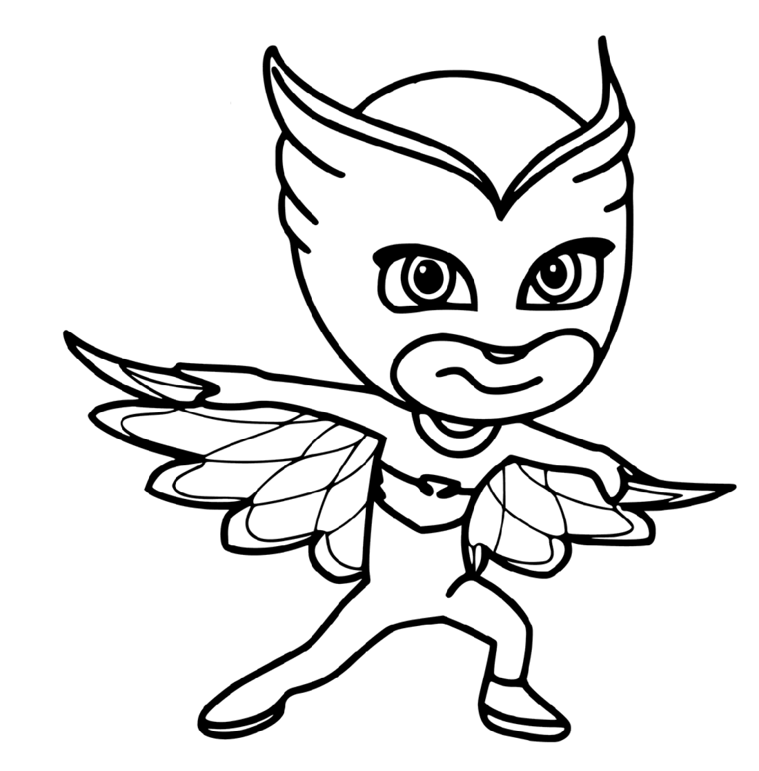 pj masks coloring 5