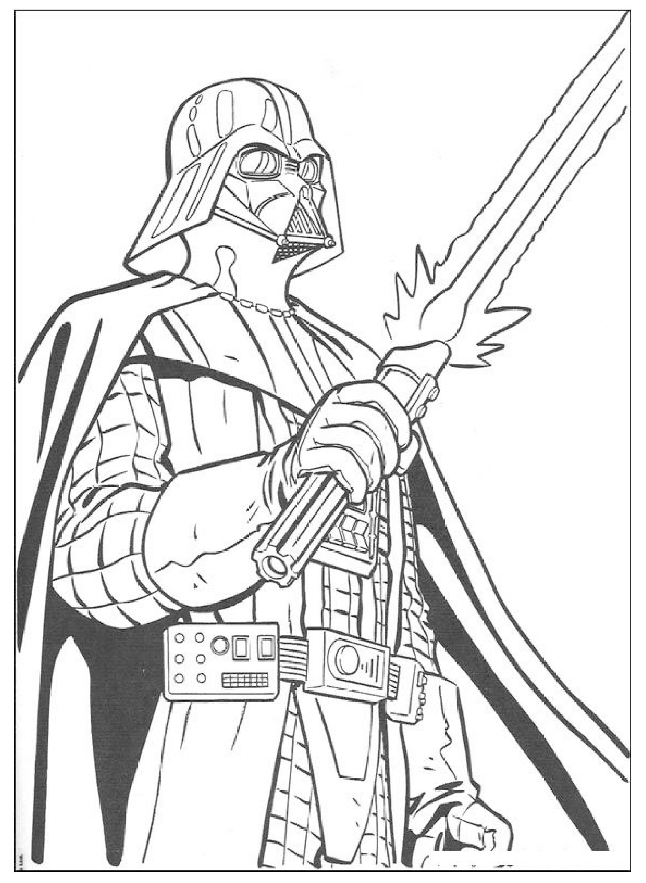 star wars coloring book 1