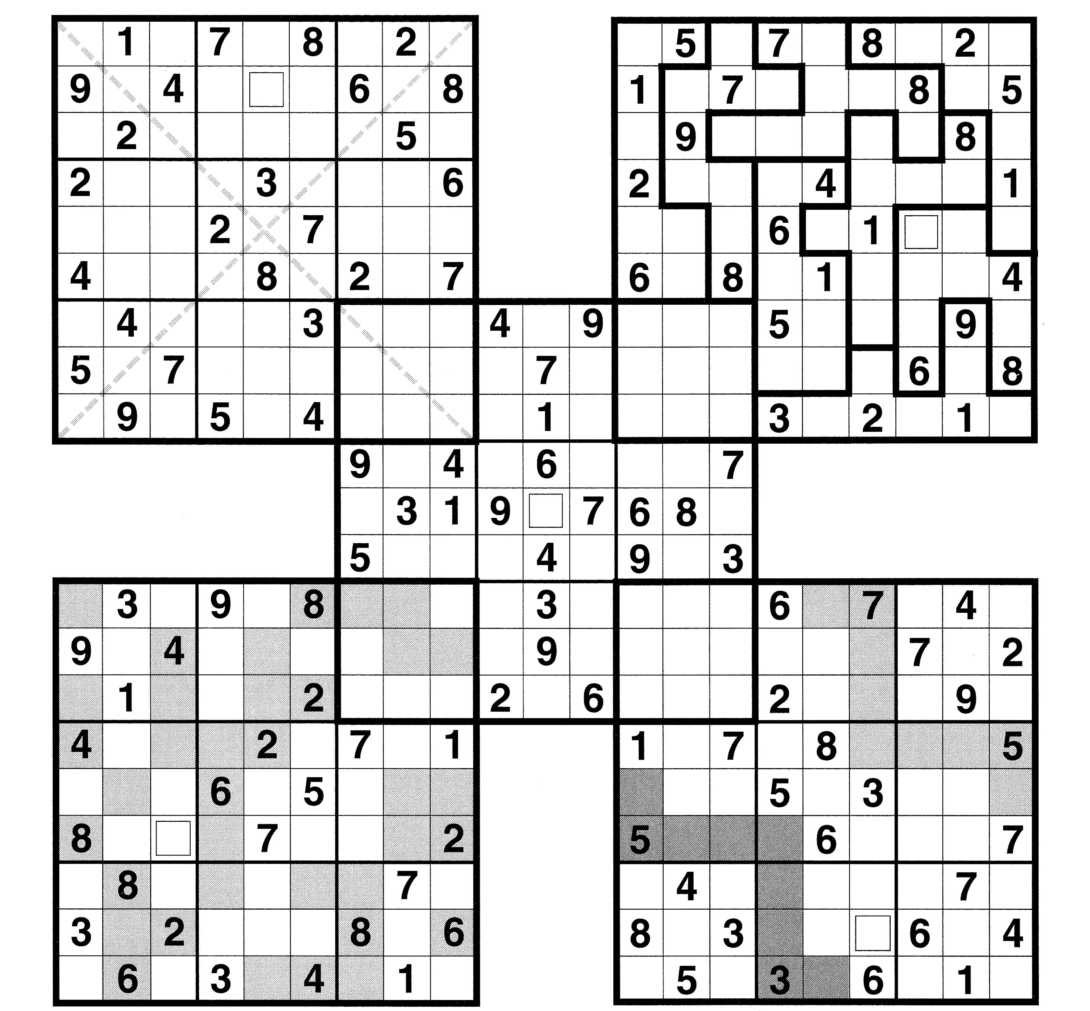 sudoku high fives 2