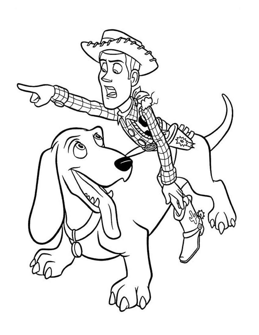 toy story coloring pages 5
