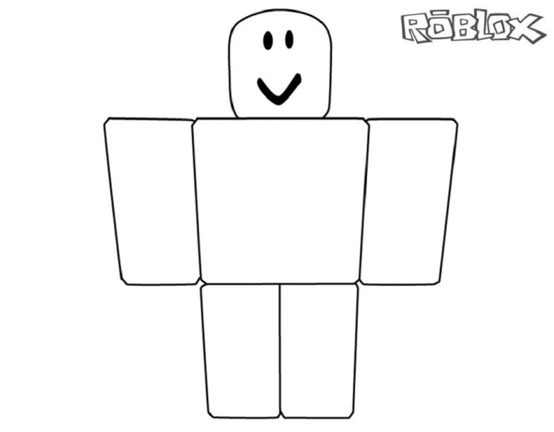 roblox coloring pages 2
